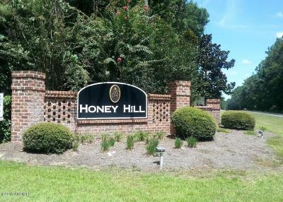 Ridgeland Residential Lots & Land For Sale: Lot 66 Honey Hill Circle