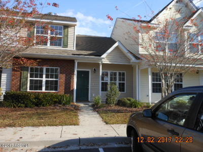 Beaufort, Beaufort Sc, Beaufot, Beufort Condo/Townhouse For Sale: 538 Candida Drive