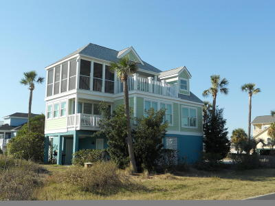 Beaufort County Single Family Home For Sale: 1 Ebb Tide Court
