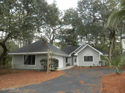 Beaufort County Single Family Home For Sale: 485 Bb Sams Drive