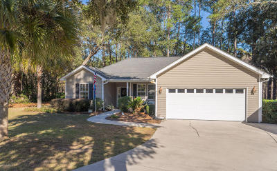 Beaufort, Beaufort Sc, Beaufot Single Family Home For Sale: 52 Westminster Place
