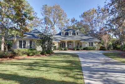 Beaufort County Single Family Home For Sale: 32 Sugar Mill Drive