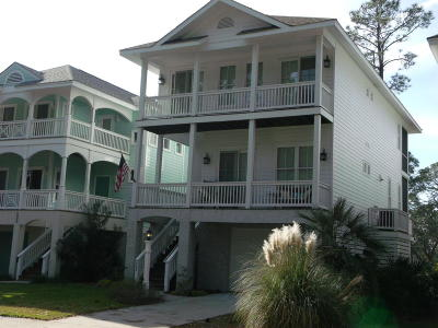 Fripp Island SC Single Family Home For Sale: $549,000