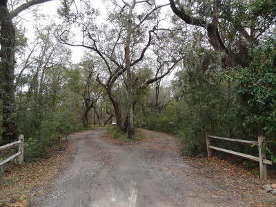 Beaufort County Residential Lots & Land For Sale: 8 Loggerhead Trail