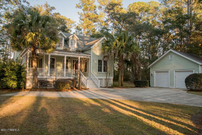 Beaufort County Single Family Home For Sale: 25 Pleasant Pl Drive