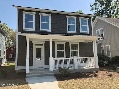 Beaufort, Beaufort Sc, Beaufot Single Family Home For Sale: 325 Cockle Lane