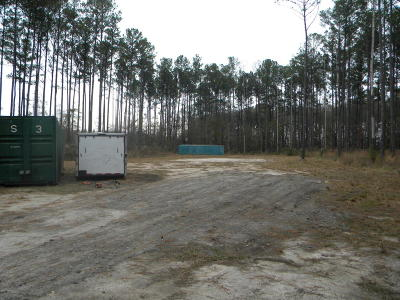 Ridgeland Residential Lots & Land For Sale: 0443 Fordville Road