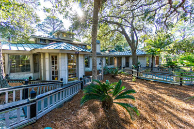 Fripp Island Single Family Home For Sale: 401 Remora Drive