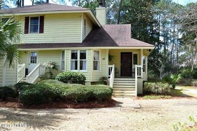 Beaufort County Condo/Townhouse For Sale: 56 Heron Walk