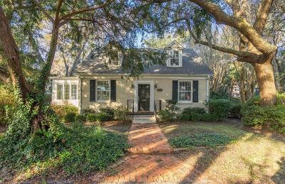 Beaufort, Beaufort Sc, Beaufot Single Family Home For Sale: 808 Hamilton Street