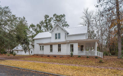 Beaufort County Single Family Home For Sale: 15 Yadkin Street