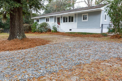 Beaufort, Beaufort Sc, Beaufot Single Family Home For Sale: 2409 South Drive