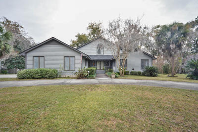 Beaufort County Single Family Home For Sale: 36 Seabrook Point Drive