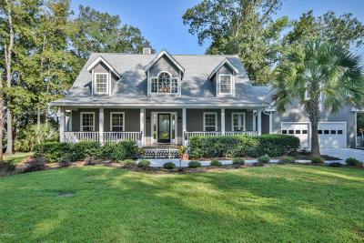 Seabrook Single Family Home For Sale: 10 Seabrook Point