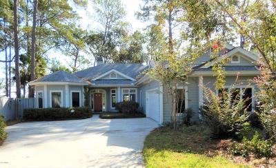 Dataw Island Single Family Home For Sale: 115 Chicora Point