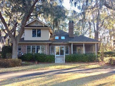 Dataw Island Single Family Home Under Contract - Take Backup: 66 S Boone Road