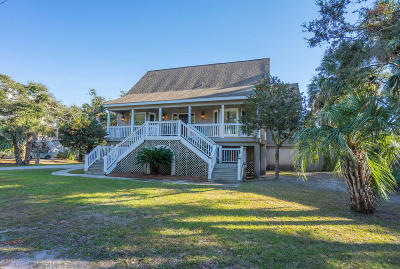 Beaufort County Single Family Home For Sale: 362 Tarpon Boulevard