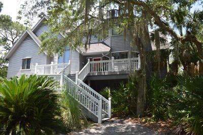 Beaufort County Single Family Home For Sale: 16 Fiddlers Trace
