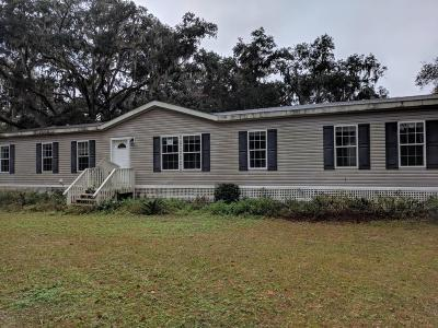Beaufort County Mobile Home For Sale: 152 Dr Martin Luther King Jr Drive
