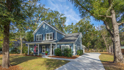 Beaufort Single Family Home Under Contract - Take Backup: 40 Laughing Gull Drive