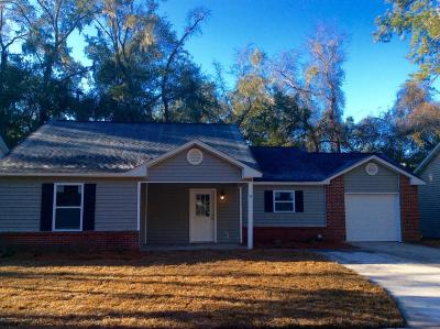 Beaufort County Single Family Home For Sale: 8 Brindlewood Drive