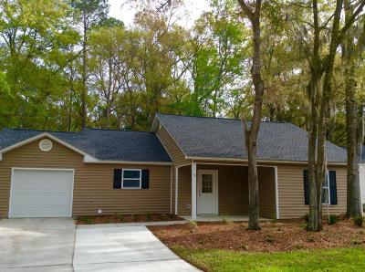 Beaufort, Beaufort Sc, Beaufot Single Family Home For Sale: 9 Brindlewood Drive