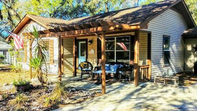 Beaufort County Single Family Home Under Contract - Take Backup: 13 Oneal Road