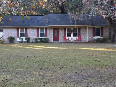 Beaufort, Beaufort Sc, Beaufot Single Family Home For Sale: 1104 Coleman Lane