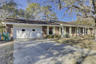 Beaufort, Beaufort Sc, Beaufot Single Family Home For Sale: 719 Jane Way