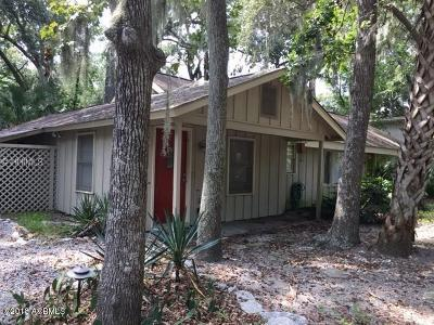 Beaufort County Single Family Home For Sale: 8 Park Road