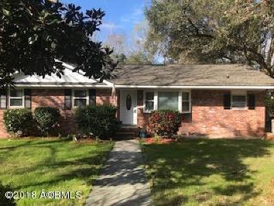 Beaufort, Beaufort Sc, Beaufot Single Family Home For Sale: 6 Mystic Circle