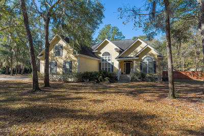 Beaufort, Beaufort Sc, Beaufot, Beufort Single Family Home For Sale: 74 Garden Grove Court