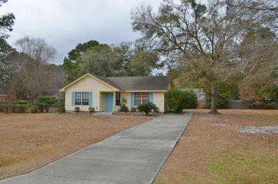 Beaufort, Beaufort Sc, Beaufot Single Family Home For Sale: 17 Irongate Drive