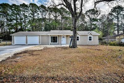 Beaufort, Beaufort Sc, Beaufot Single Family Home For Sale: 1993 Colonial Avenue