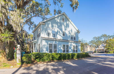 Beaufort County Condo/Townhouse For Sale: 1200 Barnwell Bluff