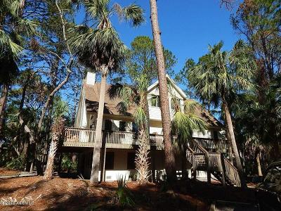 Fripp Island SC Single Family Home For Sale: $400,000