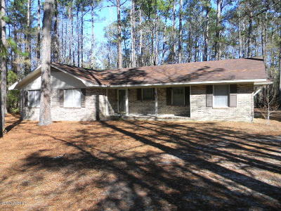 Hampton Single Family Home For Sale: 419 Wade Hampton Road