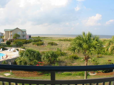 Beaufort County Condo/Townhouse For Sale: M-218 Ocean View Villa