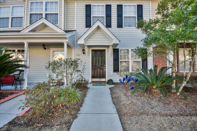 Beaufort County Condo/Townhouse For Sale: 527 Candida Drive