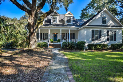 Beaufort, Beaufort Sc, Beaufot, Beufort Single Family Home For Sale: 3 Sussex Court