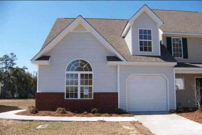 Beaufort County Condo/Townhouse For Sale: 412 Dante Circle