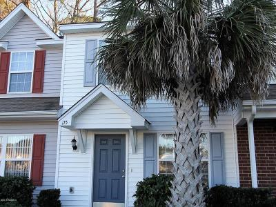 Beaufort Condo/Townhouse For Sale: 115 Bella Way