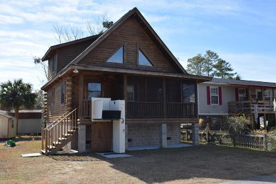 Beaufort County Single Family Home For Sale: 7 Tom Tom Trail