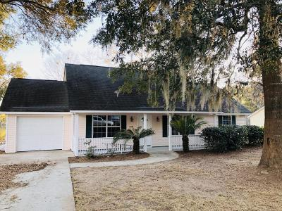 Beaufort, Beaufort Sc, Beaufot Single Family Home For Sale: 45 Ardmore Avenue