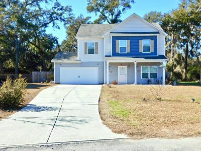 Beaufort, Beaufort Sc, Beaufot Single Family Home For Sale: 41 Spearmint Circle