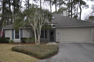 Beaufort County Single Family Home Under Contract - Take Backup: 712 N Reeve Road