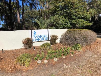 Beaufort County Condo/Townhouse For Sale: 4g Marsh Harbor Drive