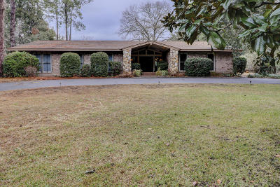 Beaufort, Beaufort Sc, Beaufot Single Family Home For Sale: 109 Francis Marion Circle