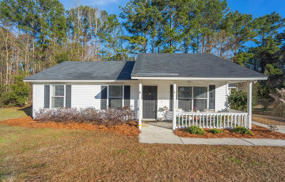 Beaufort Single Family Home For Sale: 6 Venice Ct