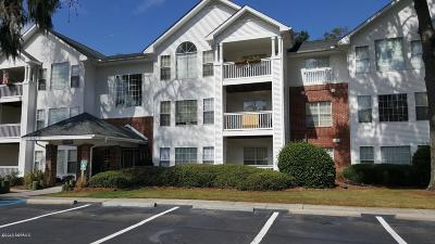 Beaufort County Condo/Townhouse For Sale: 1231 Lady's Island Drive #328